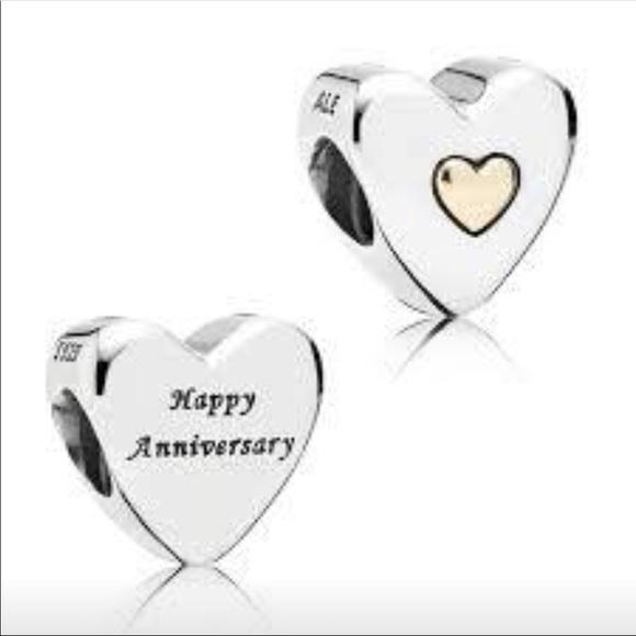 pandora anniversario charms